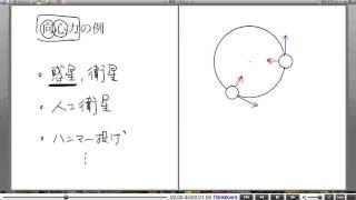 高校物理解説講義:「円運動」講義7