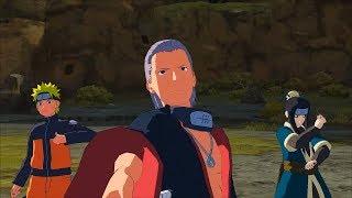 Naruto Ultimate Ninja Storm 3 Full Burst Full Akatsuki Cloak Hidan Hanzo Character Swap (PC)