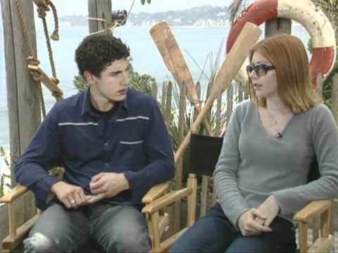 Jason Biggs & Alyson Hannigan Interview (American Pie 2)