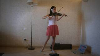 With Or Without You Violin