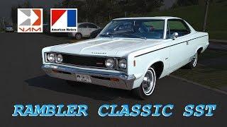 Rambler Classic SST 1969 - Prueba