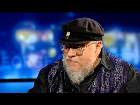 George R.R. Martin On Strombo: Full Extended Interview