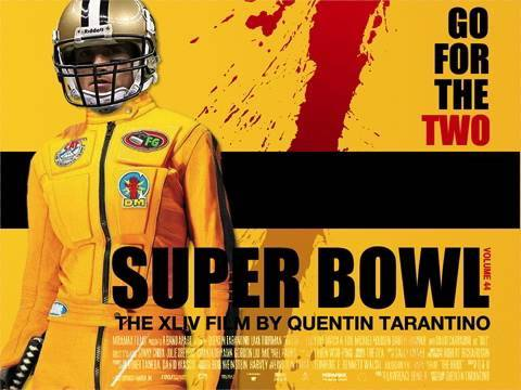 If Filmmakers Directed the Super Bowl