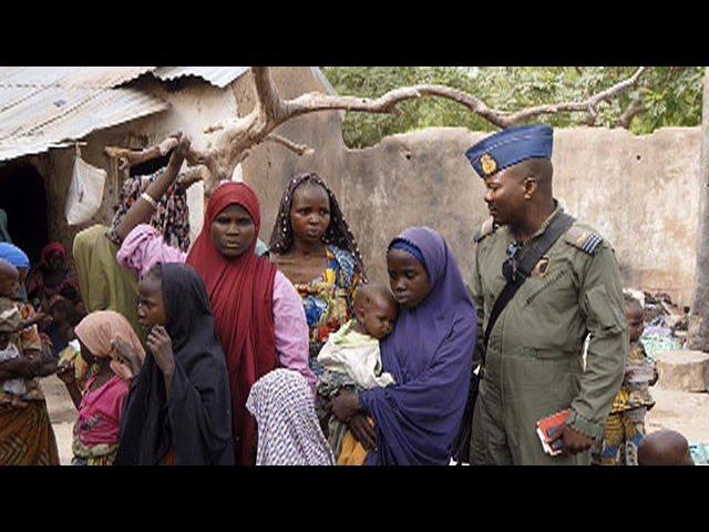 Nigéria : nouvelle libération de 234 femmes et enfants otages de Boko Haram