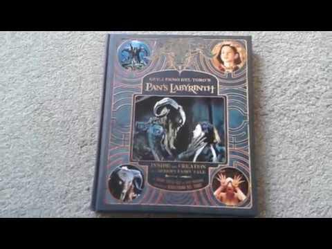 Guillermo Del Toro's Pan's Labyrinth: Inside The Creation Of Modern Fairytale Book Sneak Peek