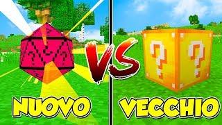 Minecraft ITA - SONO ARRIVATI I NUOVI LUCKY BLOCK!!
