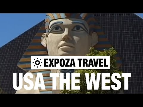 U.S.A. - The West Travel Video Guide