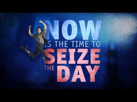 Seize the Day - Disney's NEWSIES (Official Lyric Video)