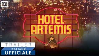 HOTEL ARTEMIS (2019) - Trailer italiano ufficiale HD