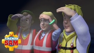 Fireman Sam US Official: Charlie, Bronwyn and Ben Are Lost at Sea