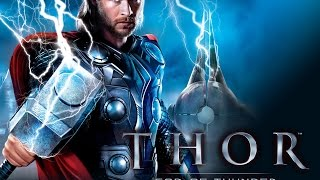 Thor God Of Thunder Full Movie All Cutscenes Cinematic