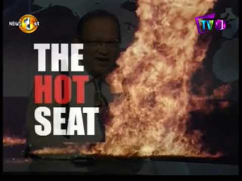hot seat tv1 17th au|eng