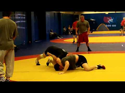 Two Minute Go - Cael Sanderson and Keith Gavin