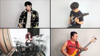 Visual Dream Band - Indonesia Pusaka (Rock Cover)