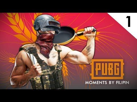PUBG WTF MOMENTS - BATTLEGROUNDS ПРИКОЛЫ ►1