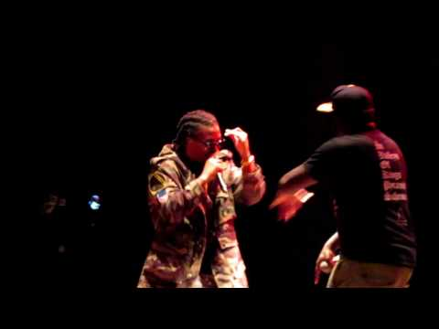 Chopper: Lupe Fiasco and Billy Blue live in Cleveland