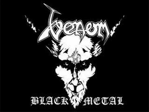 Venom - 01-black Metal video