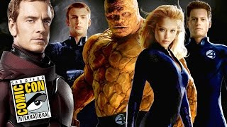 [X Men Apocalypse & Fantastic 4 Details - Simon Kinberg] Video