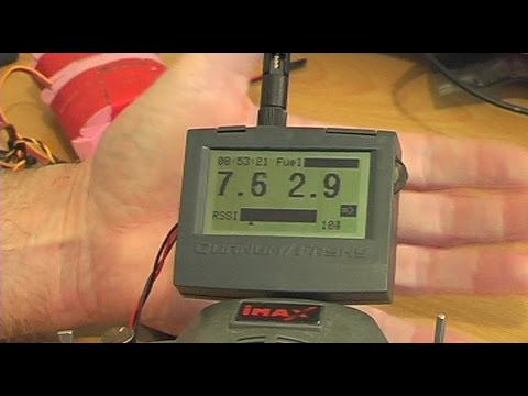 Review: FrSky telemetry dashboard and sensor hub (part 1)