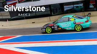 750MC Hot Hatch 2018 Silverstone Int Race 2