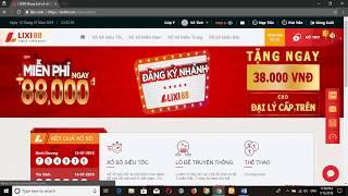 [Lixi88] Kiếm tiền mới nhất 2018 - Thu nhập 1TR 1 ngày với lixi88