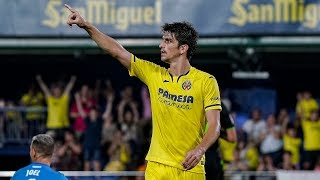 Gerard Moreno - zona mixta RCD Espanyol