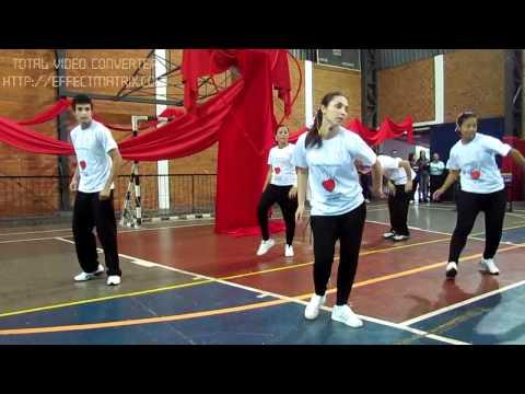 13º Retiro De Carnaval (coreografia Estrangeiro Aqui) G.d.j Geração 2000! video