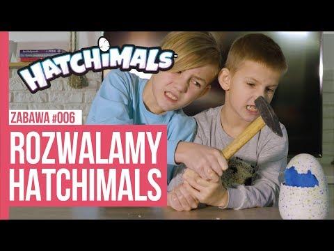 ROZWALAMY HATCHIMALS / ZABAWA #006