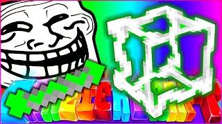 "Minecraft CRAZIER CRAFT SMP - ""INVISIBLE CRAYON PRANK"" - Episode 86"