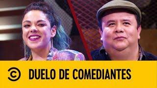 Coral Echeverría VS Tío Rober | Duelo de Comediantes | Comedy Central LA