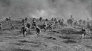 3D 1080p WW1 Assault - All Quiet on the Western Front 1930