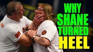 Real Reasons Why Shane McMahon Turned HEEL at WWE Fastlane 2019!