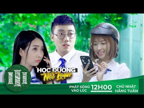 PHIM CẤP 3 - Phần 7 : Tập 14 | Phim Học Đường 2018 | Ginô Tống, Kim Chi, Lục Anh