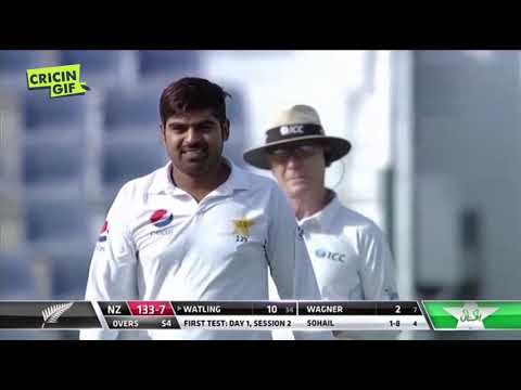 Pakistan vs New Zealand - 1st Test -  Day 1 highlights thumbnail