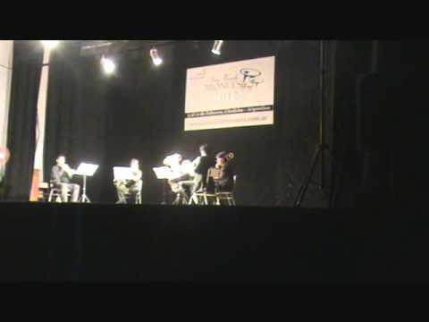 Chilenos Brass (Isla Verde Bronces 2012) - The Beatles