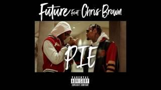 Future ft Chris Brown - PIE (Official Clean Audio)