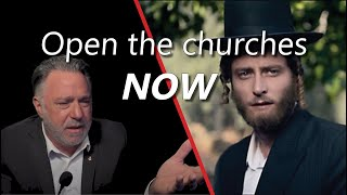 Video: Christians. Open Your Churches! - TheRemnantVideo