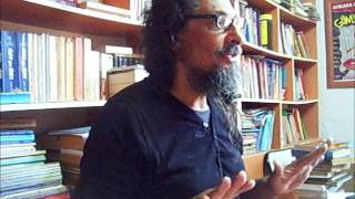 U-TURN of HUMANKIND... Zeliha Demirel Güven Pamukçu conversation at AKKOY Library  .wmv