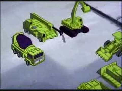 transformers episode 19 - city of steel part 3