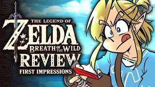 The Legend of Zelda: Breath of the Wild Review (Spoiler Free)