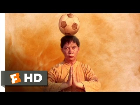 Shaolin Soccer (512) Movie CLIP - Kung Fu is Back (2001) HD
