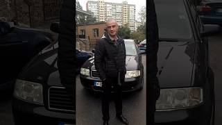 Отзыв клиента. Audi a6