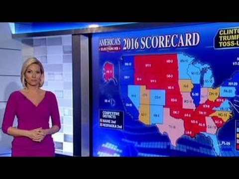 Shift in electoral map means more bad news for Trump