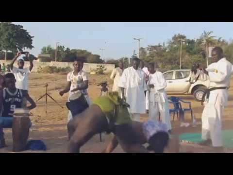 Rollin' In Dakar - The Rise of Brazilian Jiu Jitsu in West Africa