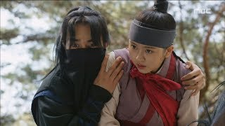 [The Emperor:Owner of theMask]군주-가면의주인ep11,12Seungho, saving Sohyun populations at risk.20170525