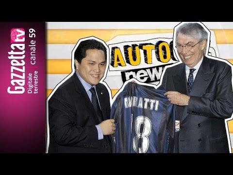 Tensione fra Massimo Moratti ed Erick Thohir ad Autogol News [parodia] - Gazzetta TV