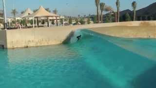 Surfing Wave Pool Dubai