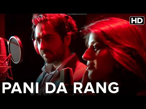 Pani Da Rang Official Remix - Making Of Video (Exclusive)