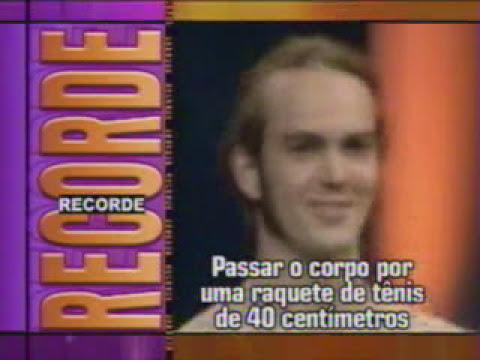 Top Guinnes, o Mundo dos Recordes - 01/12
