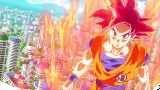 Flow Hero Song Of Hope Dragon Ball Z Battle Of Gods Ed